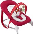 Chicco Hoopla Red Wave Bouncer