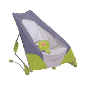 Tiny Love Take-Along Bouncer Green