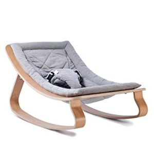 Levo baby rocker sweet grey beech